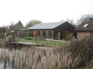 Essex Wildlife Trust Community Classroom