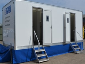 4+2 Mobile Toilet Hire