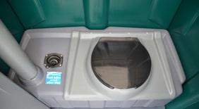 Combi-Store Toilet Hire