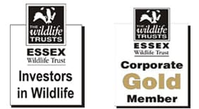 Essex Wildlife Trust - Gold Corporate Members