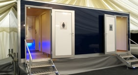 Luxury Mobile Toilet Hire