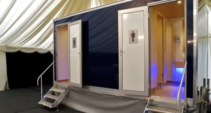 Luxury Toilet Hire Essex