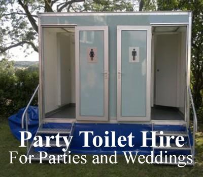 Party Toilet Hire 15
