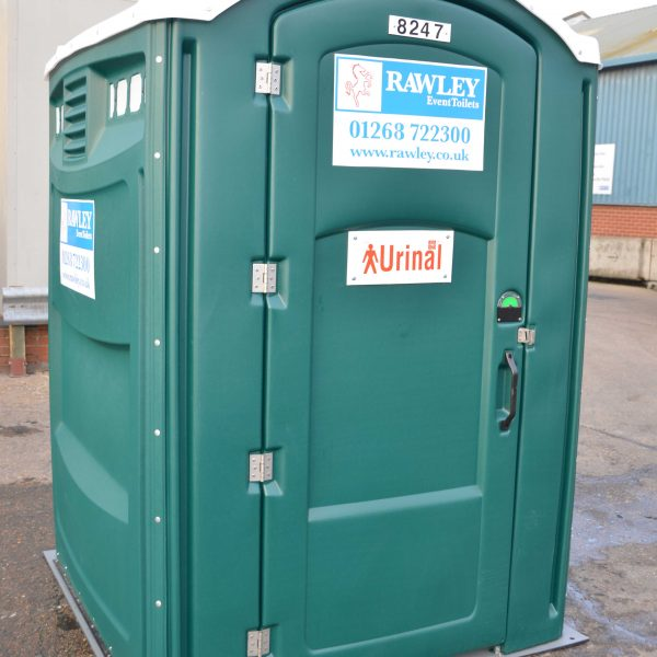 Space Saving Urinal Block Hire