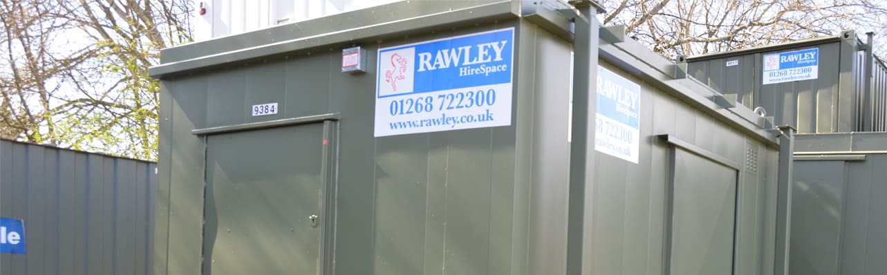 Rawley Welfare Units And Toilet Hire